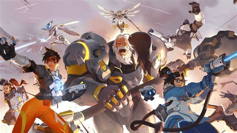 Overwatch 2 Shares Multiplayer With the Original Game