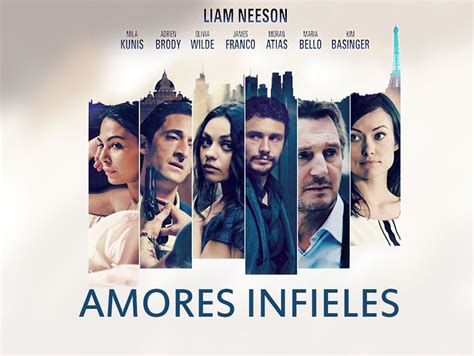 Reseña de Amores Infieles (Third Person)