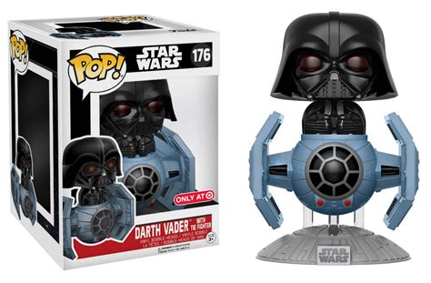 Target Exclusive Darth Vader Funko POP Deluxe! Out Now! - FPN