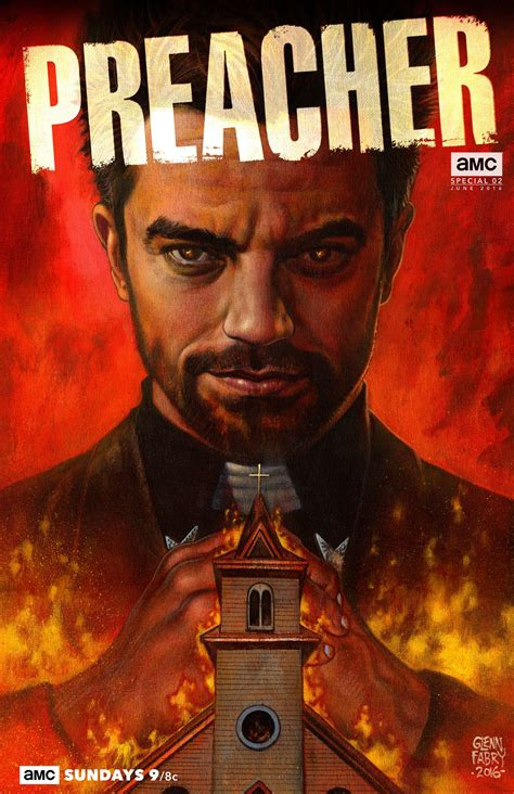 Watch Preacher season 1 episode 10 live online: Will Jesse