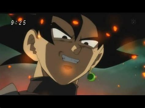 Goku Black appears for the first time! - YouTube