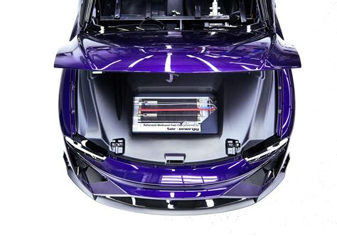 Fuel Cell Powered Supercar, Or Just A Supercar With Fuel