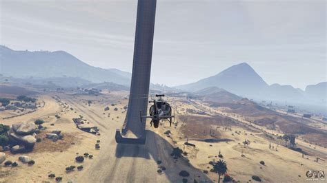 Steep ramp for GTA 5