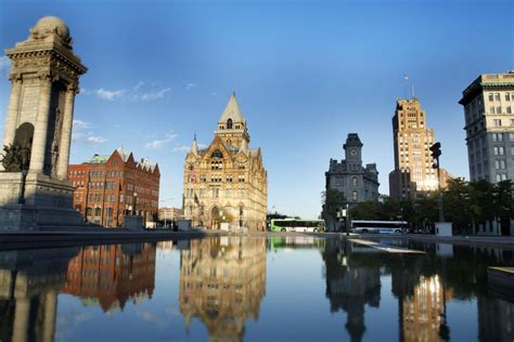 Five cities that are defining New York State's innovation