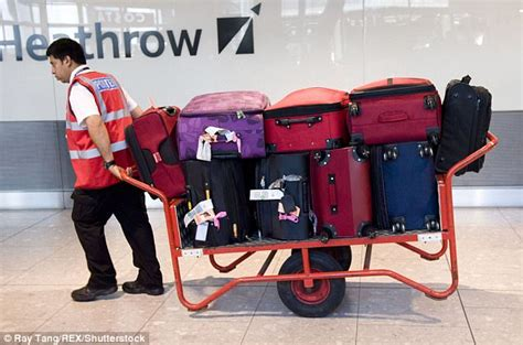 Cost For Excess Baggage With United Airlines