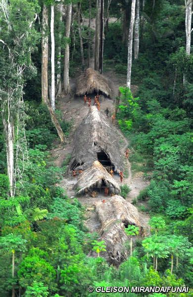 Uncontacted Indians of Brazil: The last ones - Survival