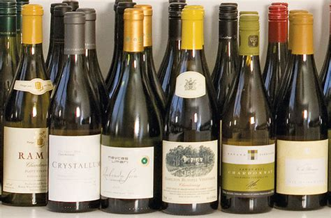 The best Chardonnay wines in the world outside Burgundy