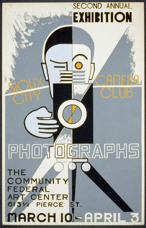 From Camera Clubs to Syphilis: The WPA's Practical