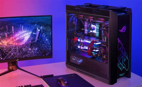 ASUS launches its first Republic of Gamers chassis, the