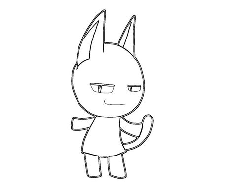 Animal Crossing Coloring Pages - Coloring Home