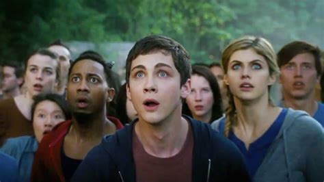 'Percy Jackson: Sea of Monsters' Trailer 2   Hollywood