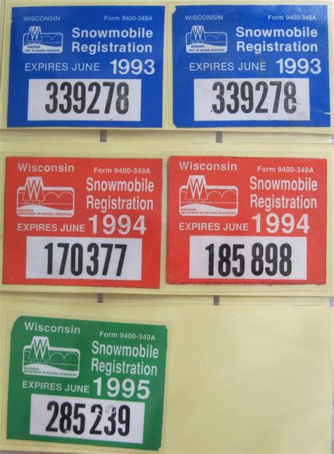 Snowmobile-Registration