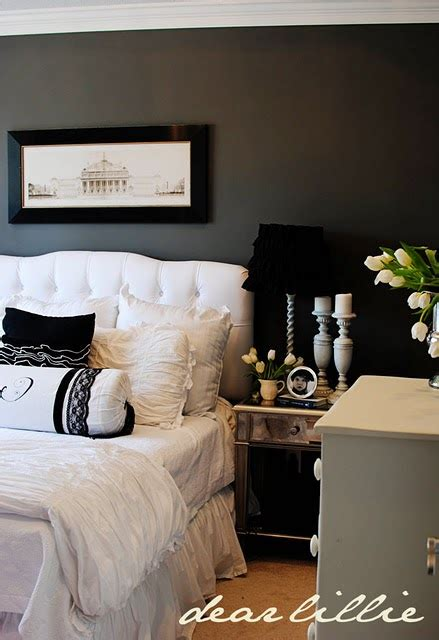 Master bedroom wall color? Kendall Charcoal by Benjamin