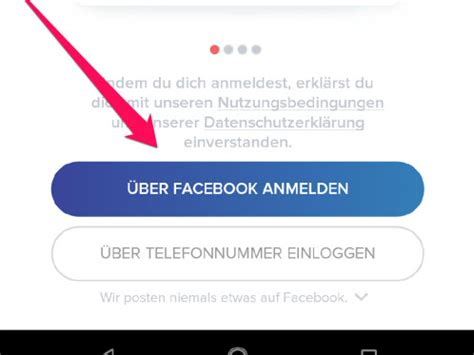 Tinder anmelden ohne facebook, control your personal