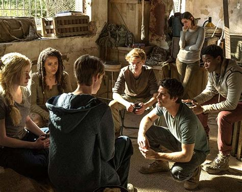 Maze Runner The Death Cure Screenshot 3