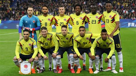 Colombia at the 2018 World Cup: Schedule, scores, how to
