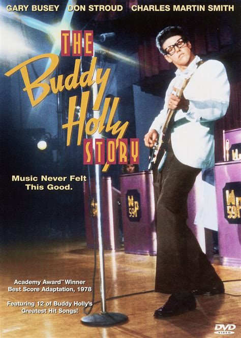 The Buddy Holly Story Movie Trailer, Reviews and More