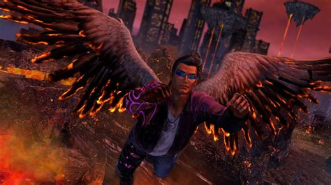 Saints Row: Gat Out of Hell takes its cues from - wait for