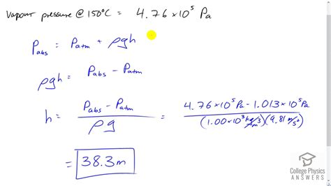 OpenStax College Physics Solution, Chapter 13, Problem 65