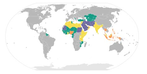 Application of Islamic law by country - Wikipedia
