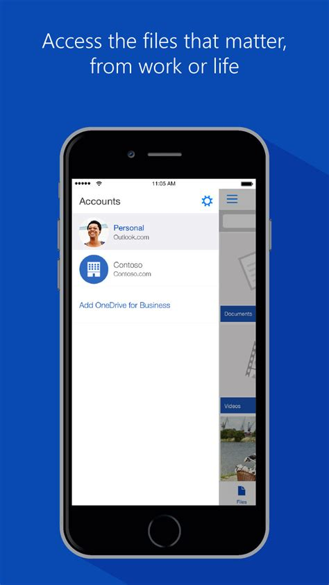 OneDrive App Gets 3D Touch Quick Shortcuts, Scoped Folder