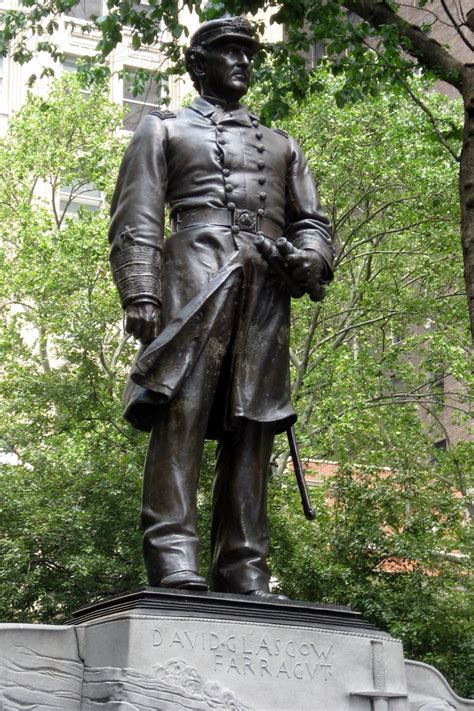 NYC: Madison Square Park - Admiral Farragut Monument | Flickr