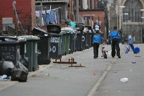 9 of 10 Poorest Areas in Northern Europe Located in UK