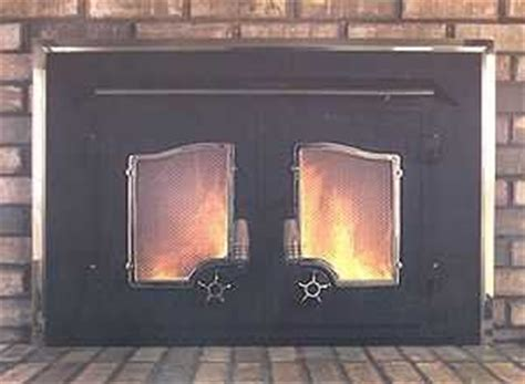 Wood Fireplace Doors, Buy Country Flame Universal