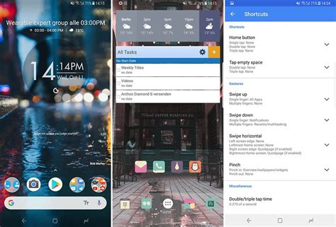 Android-Launcher im Vergleich | AndroidPIT