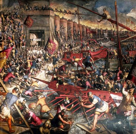 Venice and the treasures of the 4th Crusade – Rome on Rome