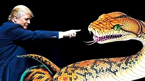 The Donald: the Serpent Seed from the Royal Bloodline