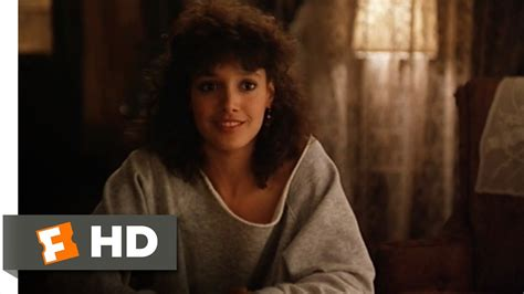 Flashdance (3/5) Movie CLIP - Alex Gets Comfortable (1983
