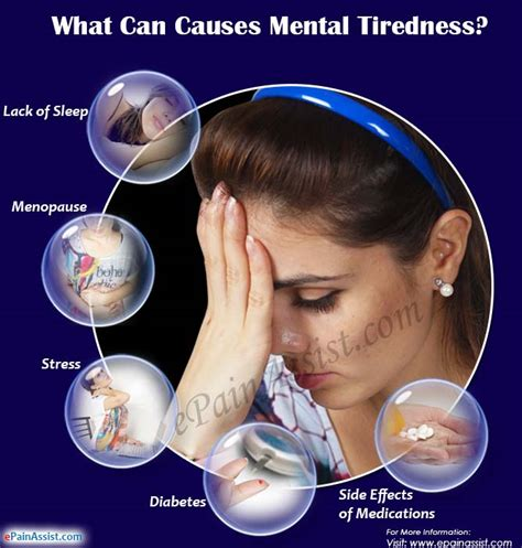 What Can Cause Mental Tiredness & What to do When You are