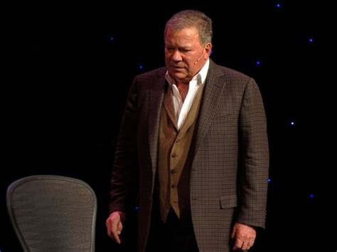 William Shatner on His One-Man Show, Headed to a Theater