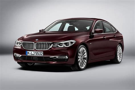 G32 BMW 6 Series GT unveiled, lighter, quicker, and better