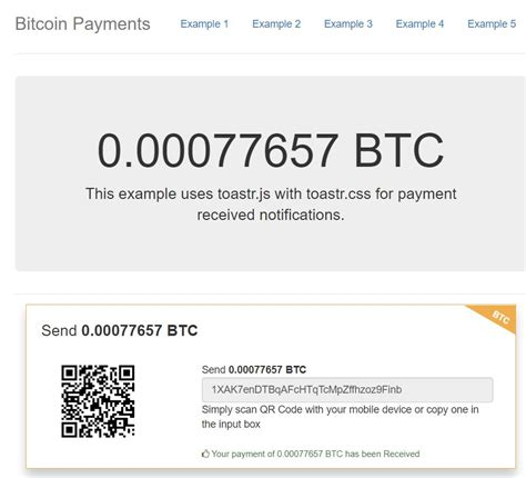 Blockchain Bitcoin Payments PHP Script | Codester